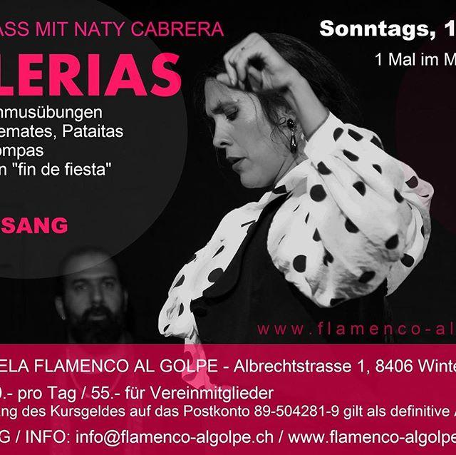 Flamenca, veni!!!