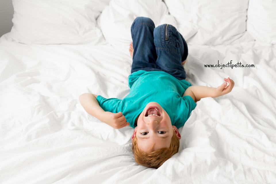 Seance photo famille lifestyle Objectif Petits