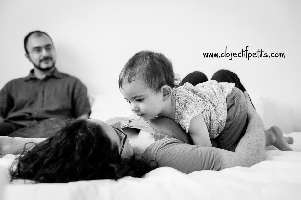 Objectif Petits - Photographe Brest - Noir et Blanc