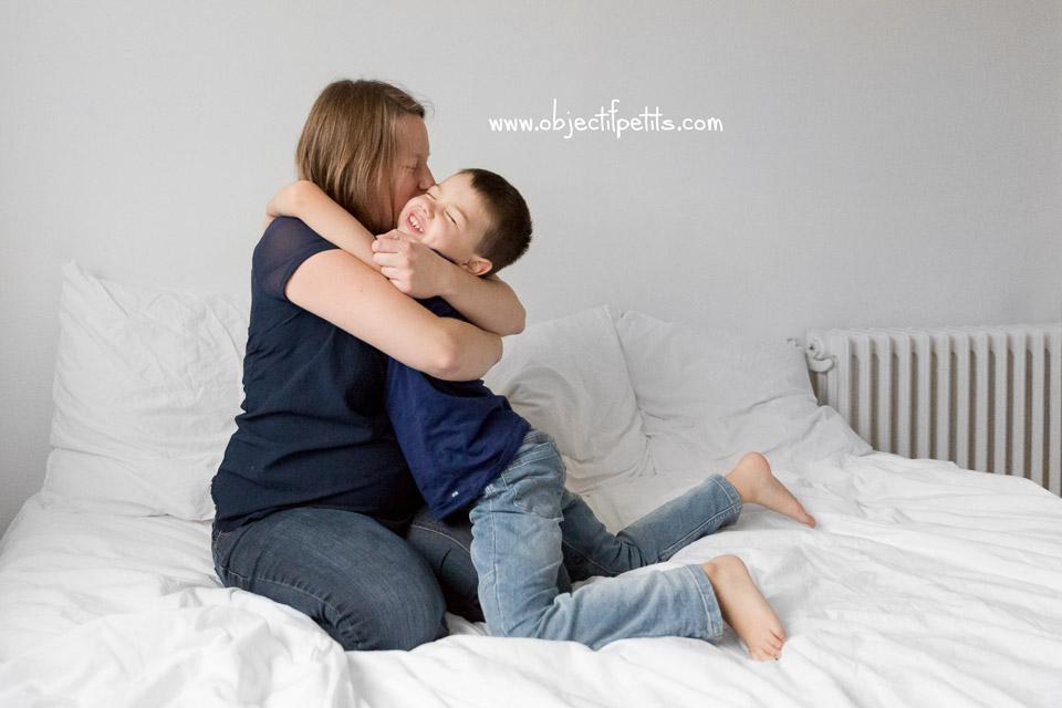 Séance grossesse en famille à Brest | Objectif Petits, Photographe de bébés, enfants et familles à Brest