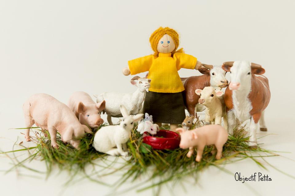 A la ferme | Objectif Petits | Projet 52 | Photographe de familles à Brest