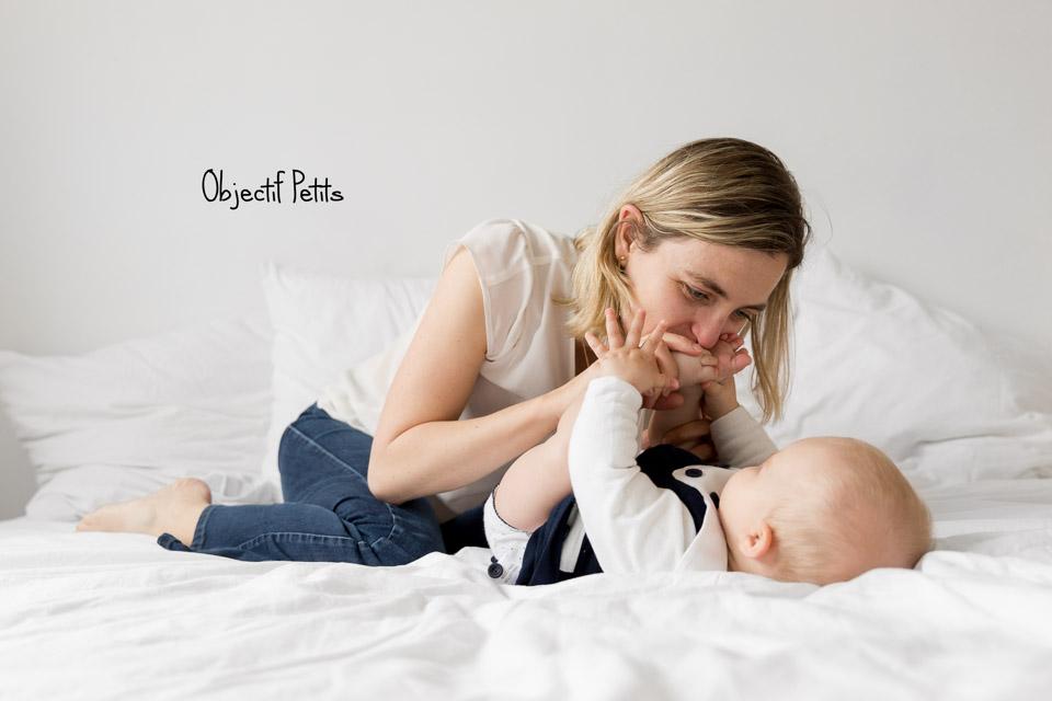 Objectif Petits Photographe Brest bébés enfants et familles