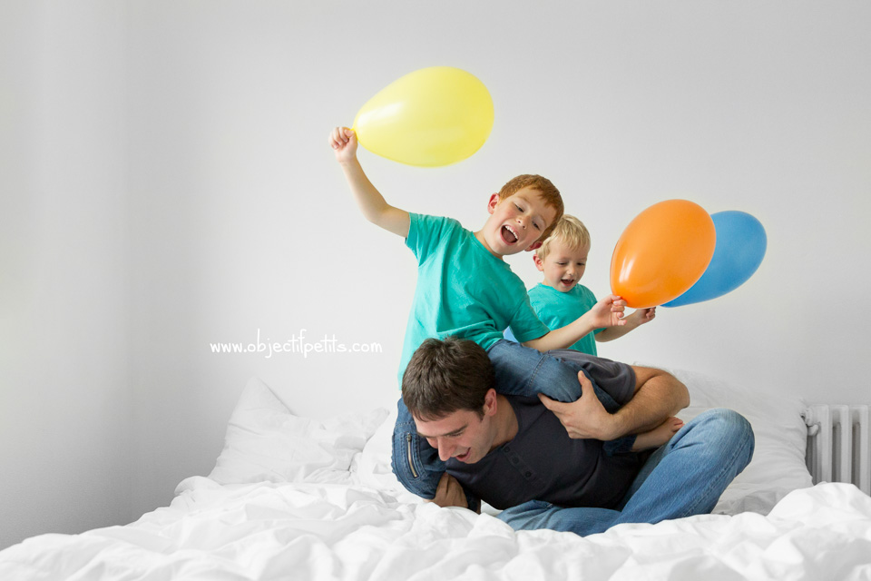 Séance photo en familles à Brest, Objectif Petits, Photographe de bébés, enfants et familles à Brest