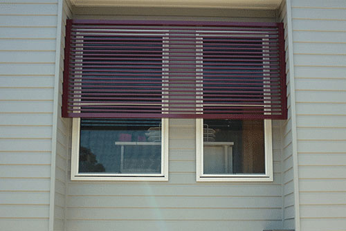 Louvres & Privacy