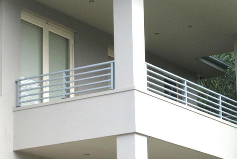 Balustrade 8