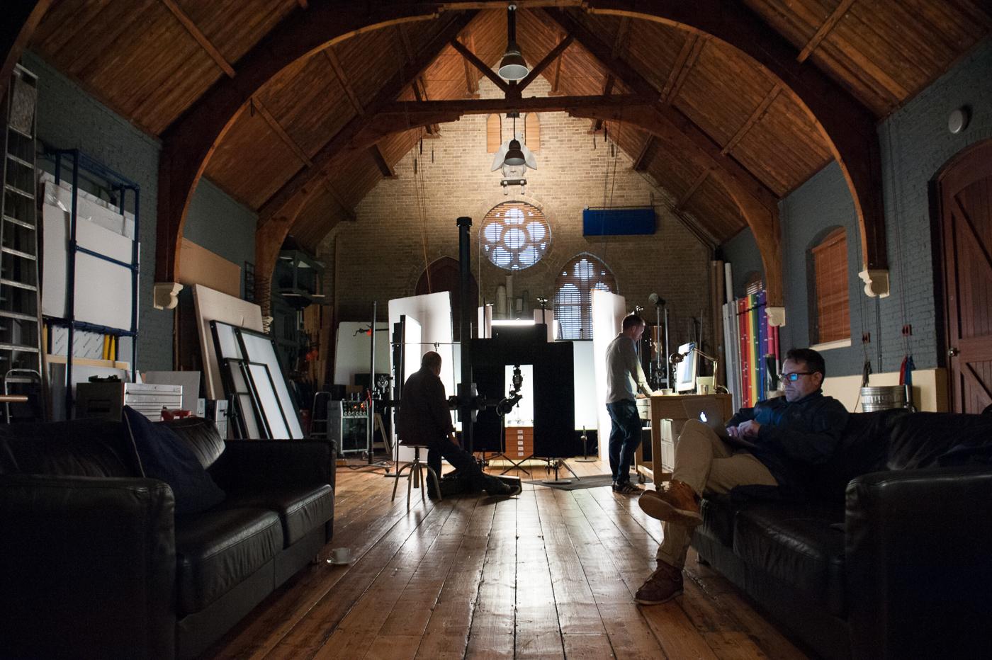 Camden Park Studios shot by Katrina Campbell