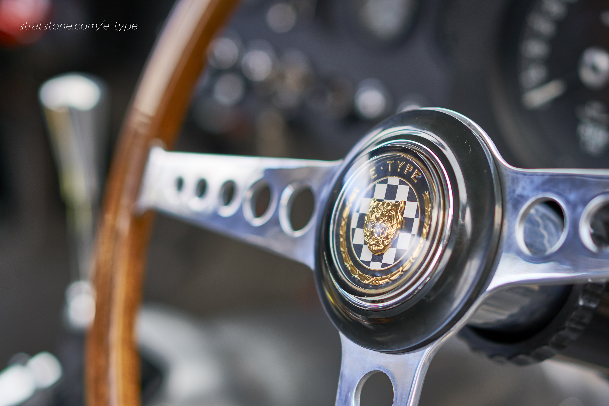 Magnificent steering wheel