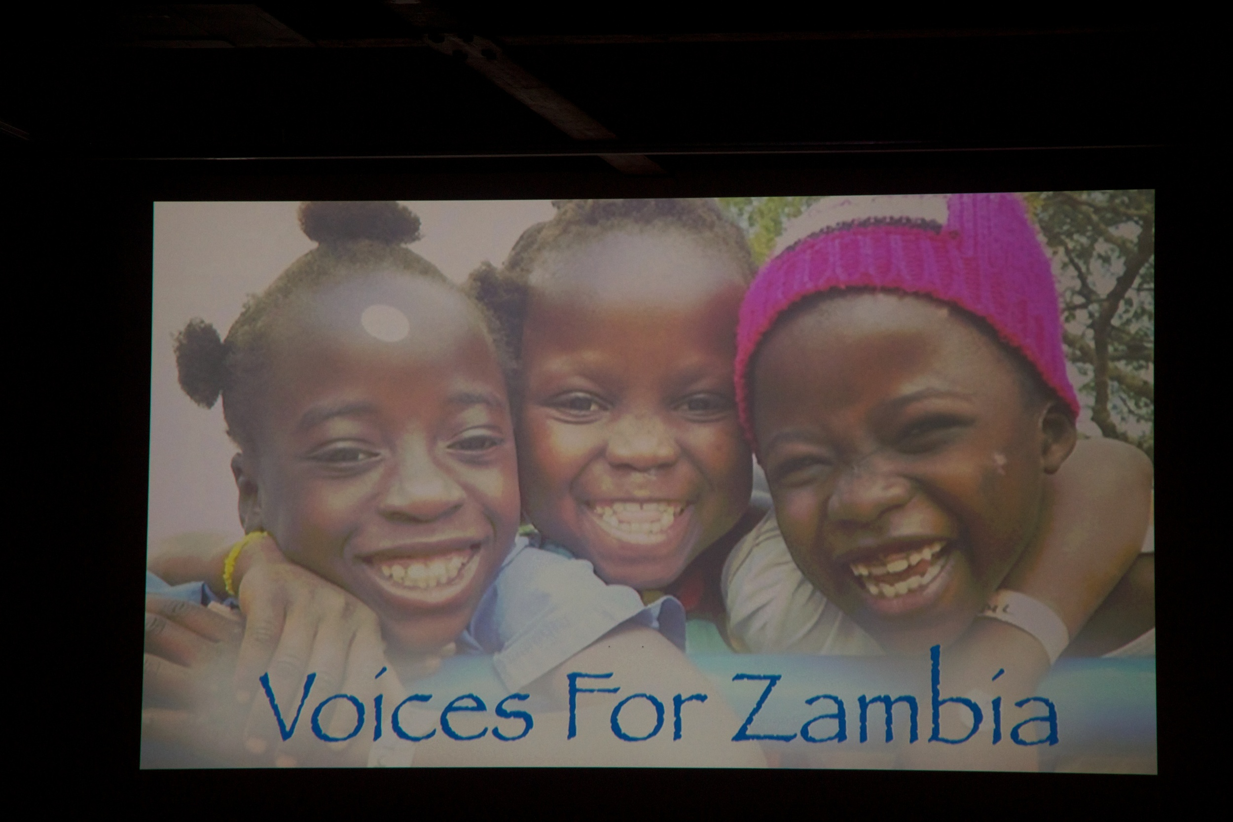 Voices for Zambia 2014