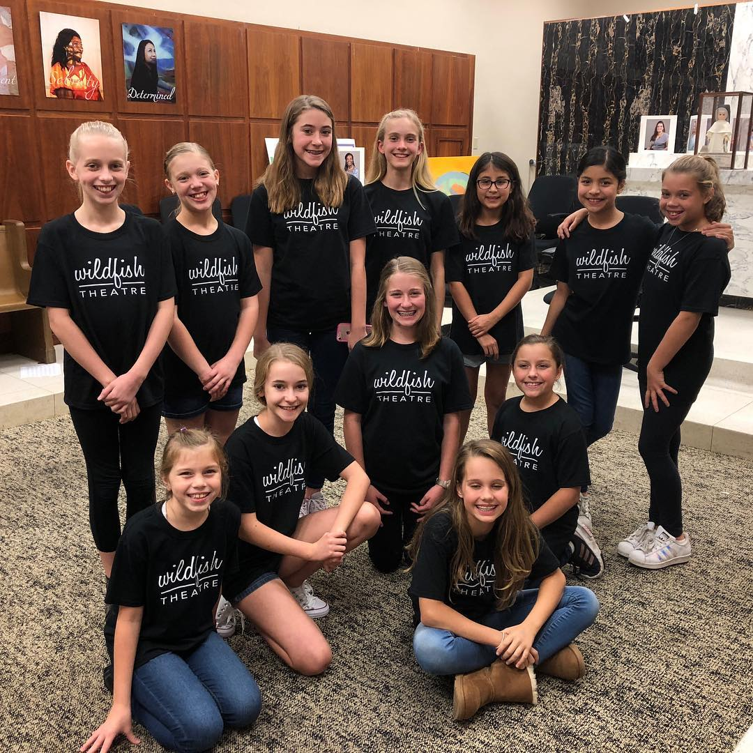Angela House - Wildfish students sang for the ladies at Angela House. Super proud of these girls for rehearsing for mere minutes and pulling out a stellar and sweet performance. This is what we should do when we can -- put smiles on people's faces, show compassion, and make the world feel a little smaller and a lot friendlier. -Krysti