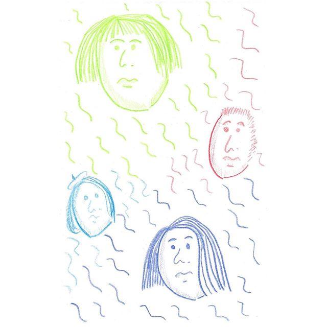 sketchbook faces #illustration