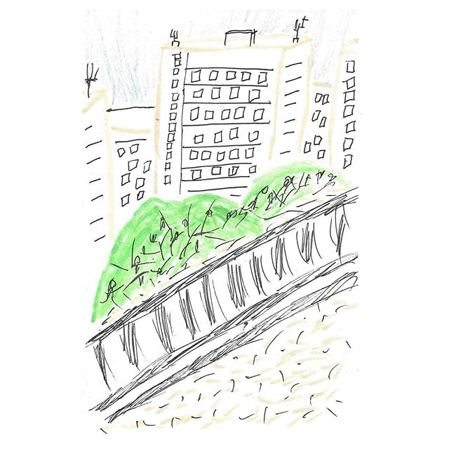 sketchbook stuff from london #architecture #illustration #graphicdesign