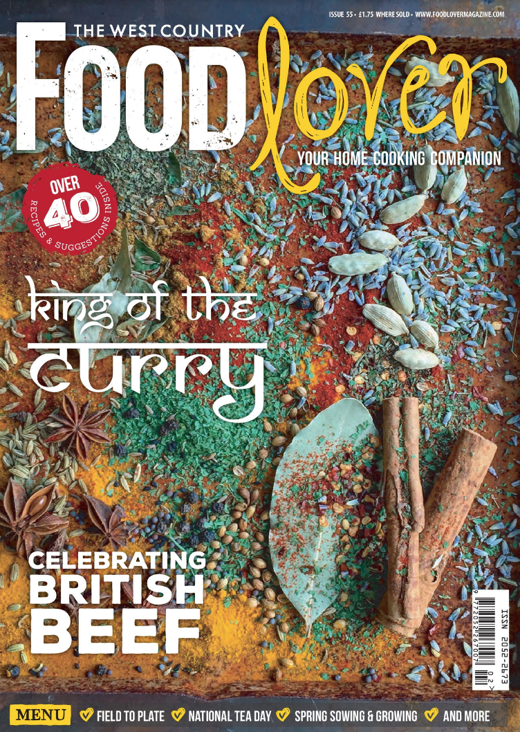 Helen Upshall Foodlover Magazine