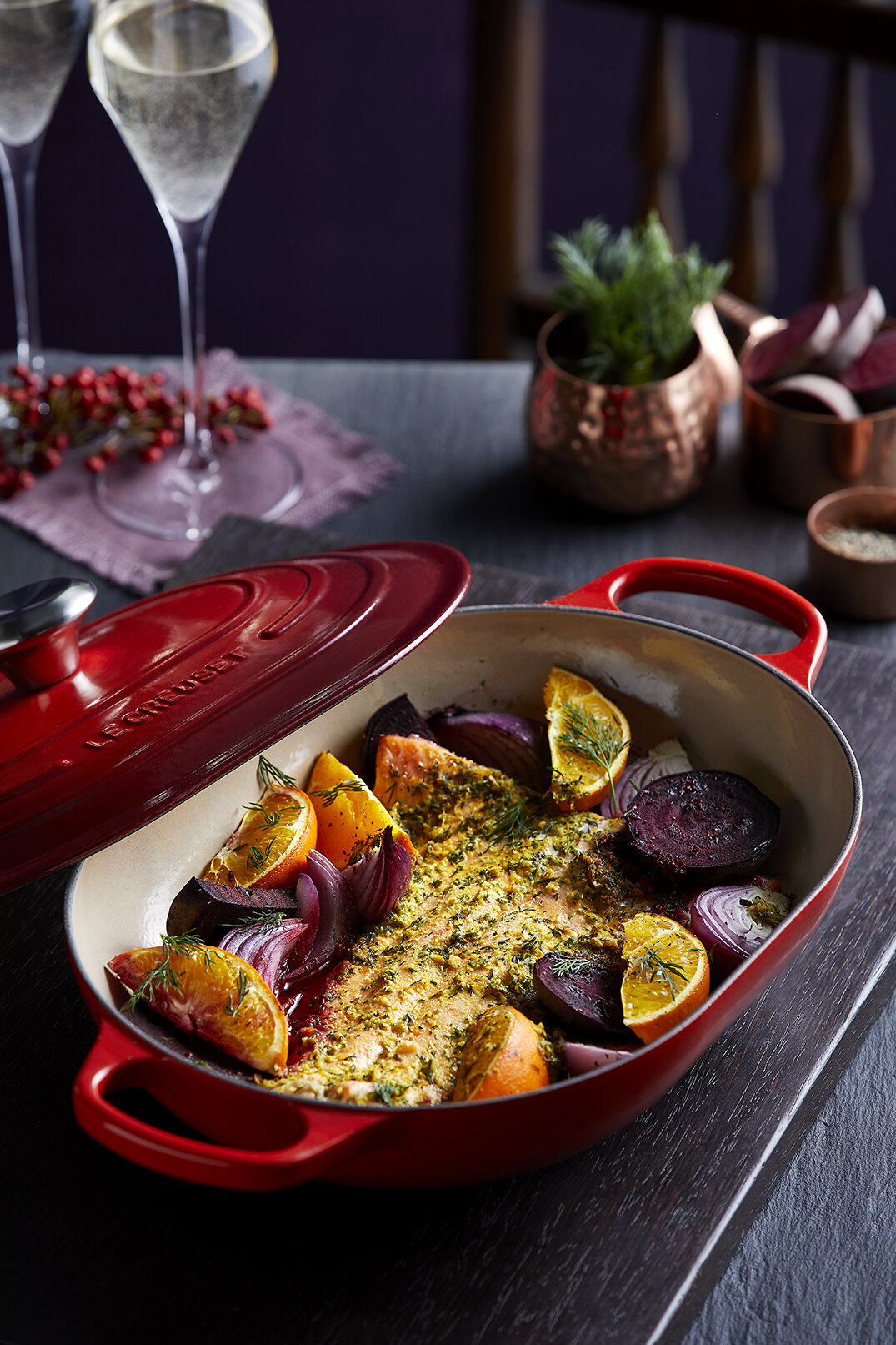 Side of roasted salmon with orange, beetroot and red onion Portrait f5.6 Retouched.jpg