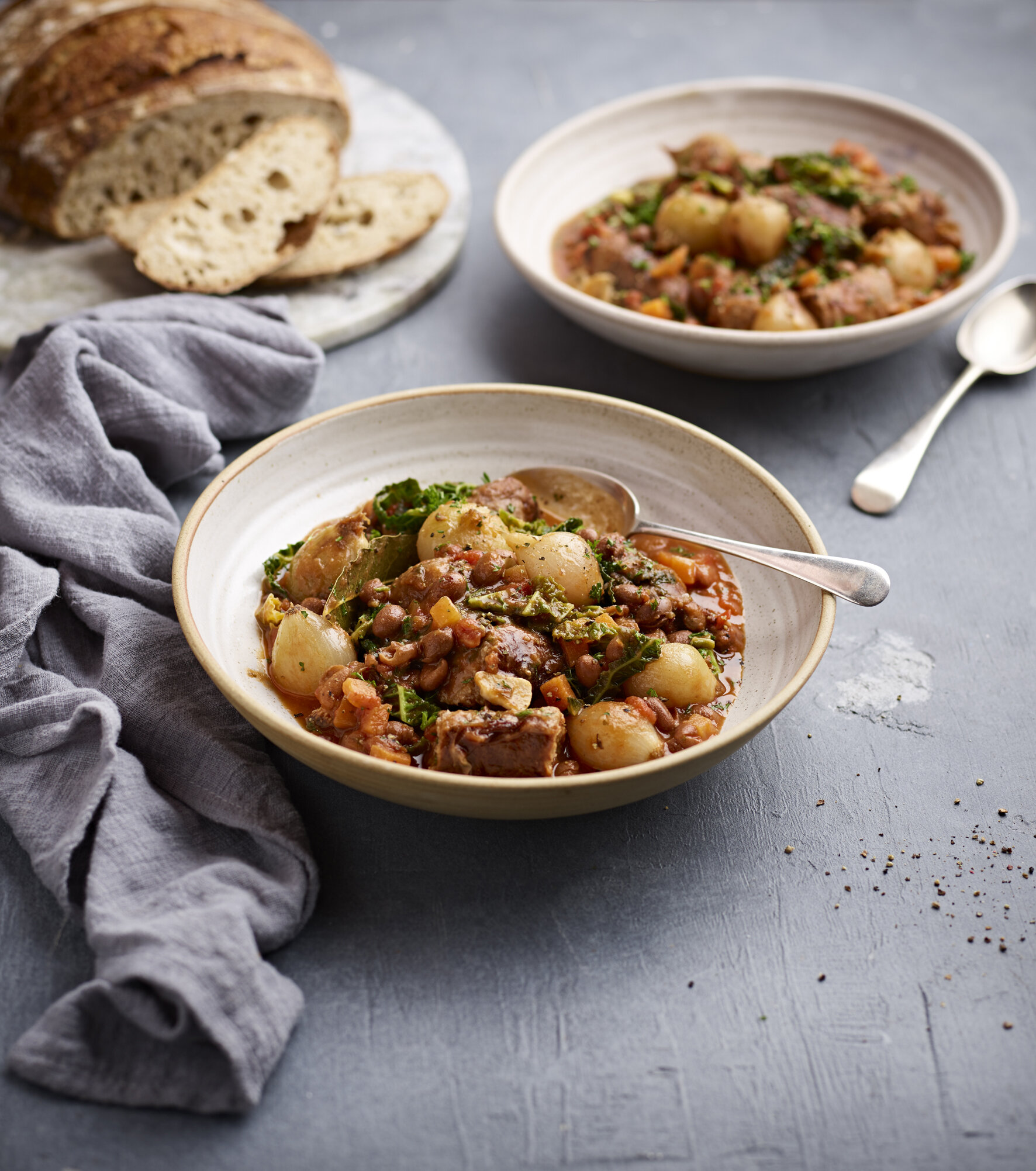 UK Shallot, Toulouse Sausage and Borlotti Bean Stew.jpg