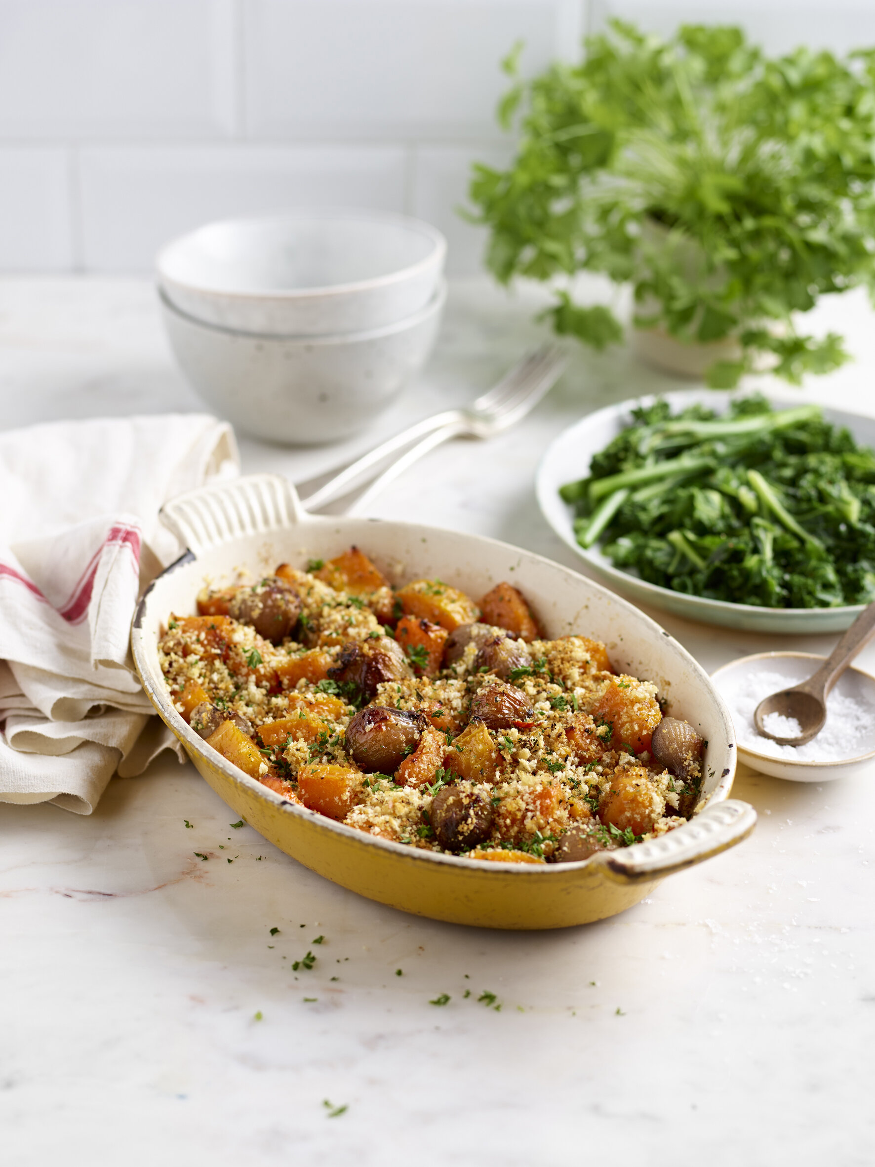 UK Shallots with Squash and Crispy Rosemary and Olive Oil Breadcrumb topping.jpg