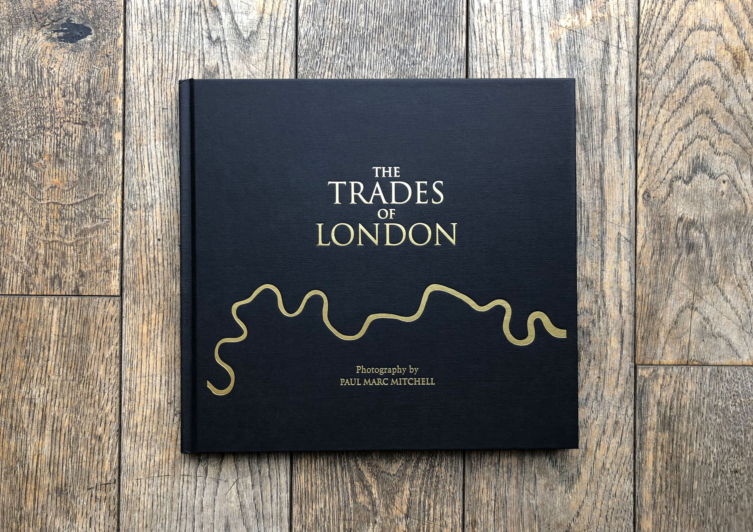 The Trades of London  Coffee table photography book, commissioned by Citibank