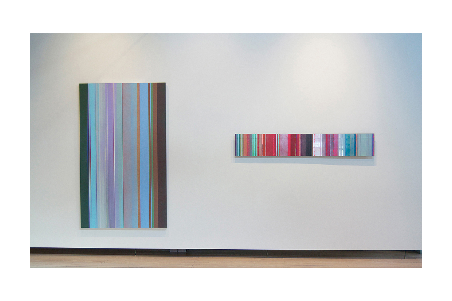 Installation View 2012 Exhibition at Morrison Gallery
