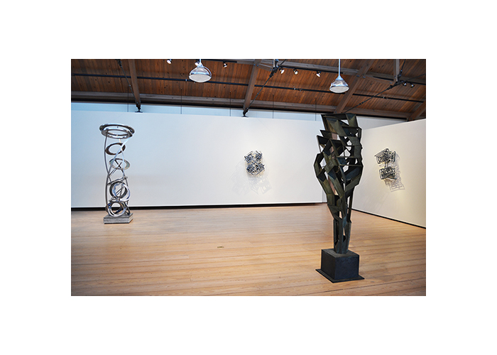 EXHIBITION AT MORRISON GALLERY (2013) Installation view