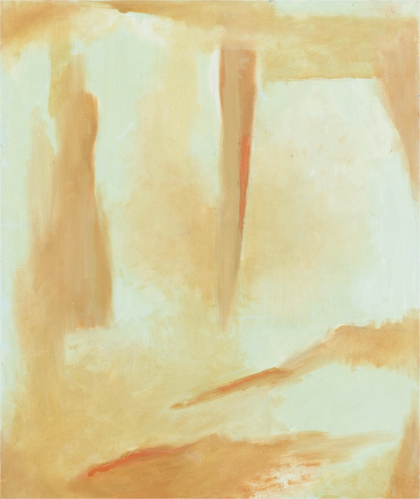 Untitled, 1996 Oil on Canvas 50 x 42 inches