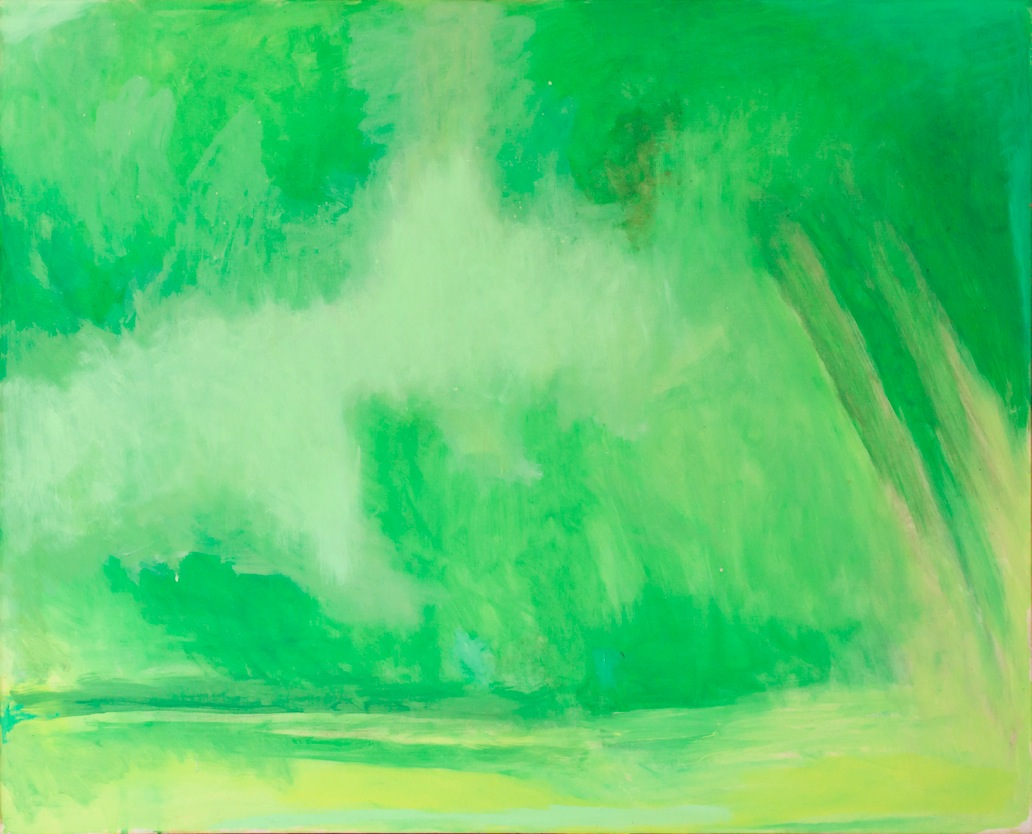 Untitled , 1999 Oil on Canvas 42 x 52 inches