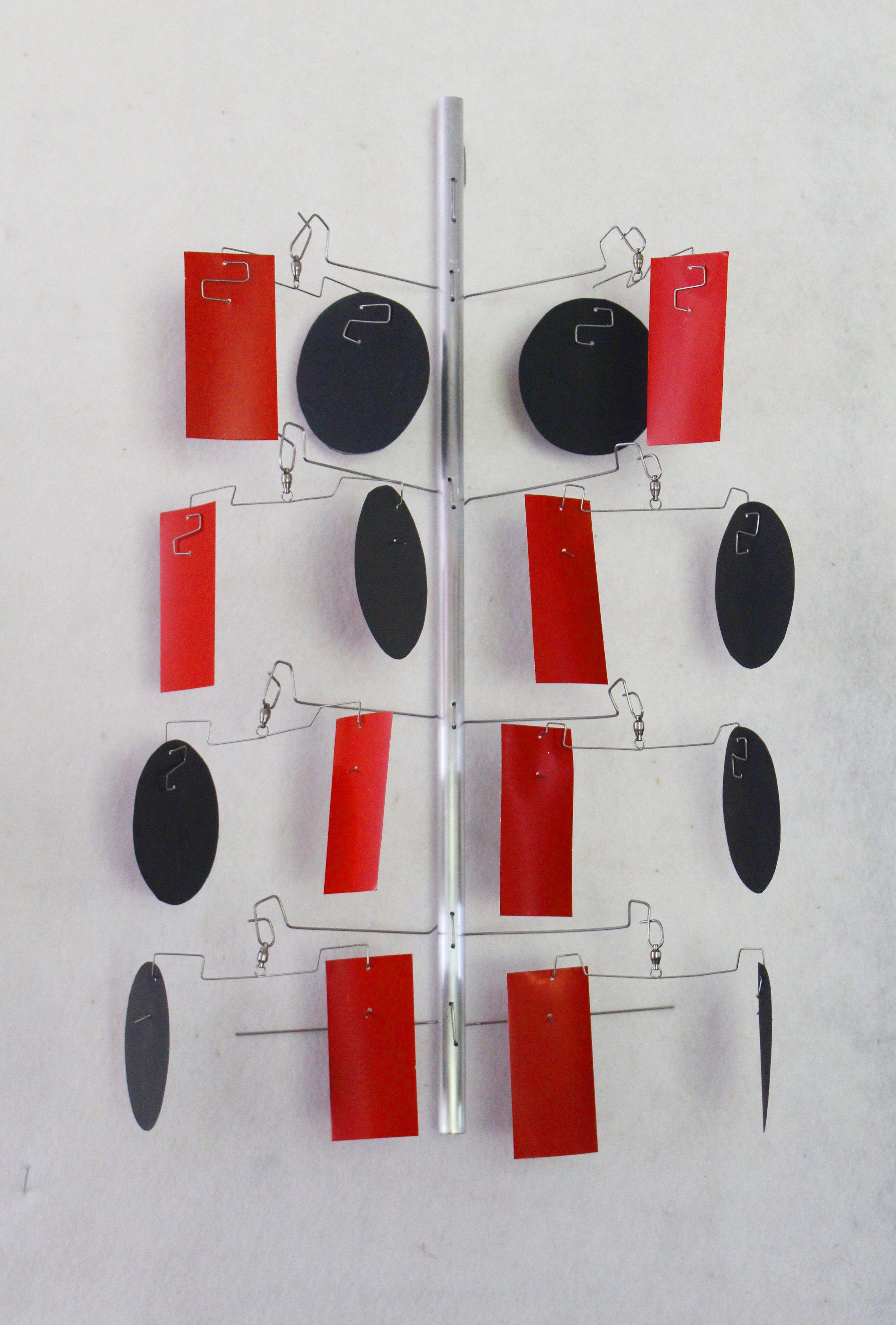 8+8  Painted aluminum and stainless steel 22 x 14 x 9 inches
