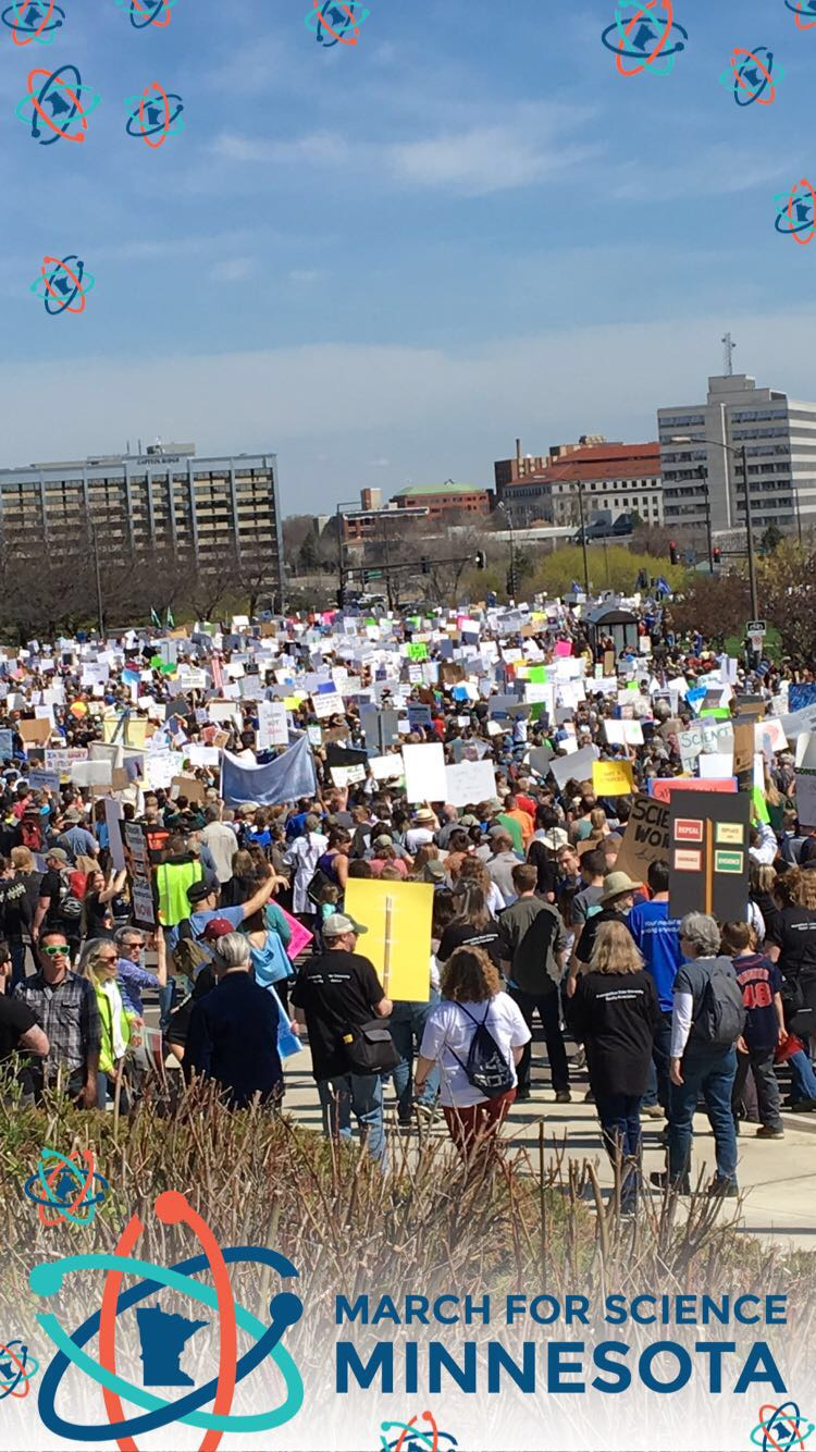 2017 Minnesota March for Science