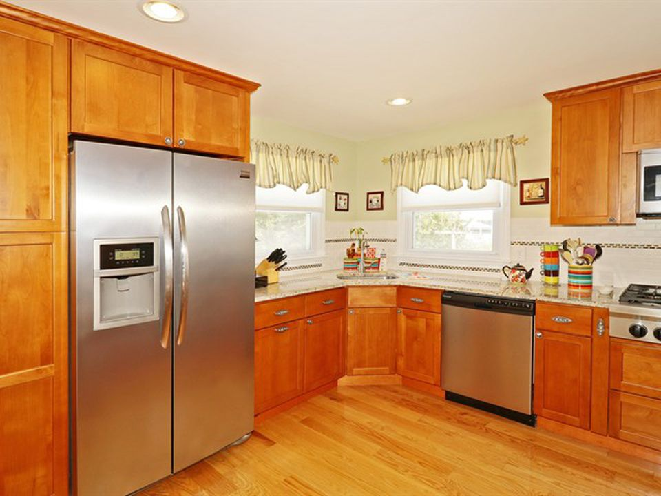 Complete Kitchen Remodel with Wall Removal