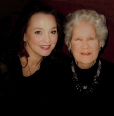 Margie Bordovsky and Peggie Wallis