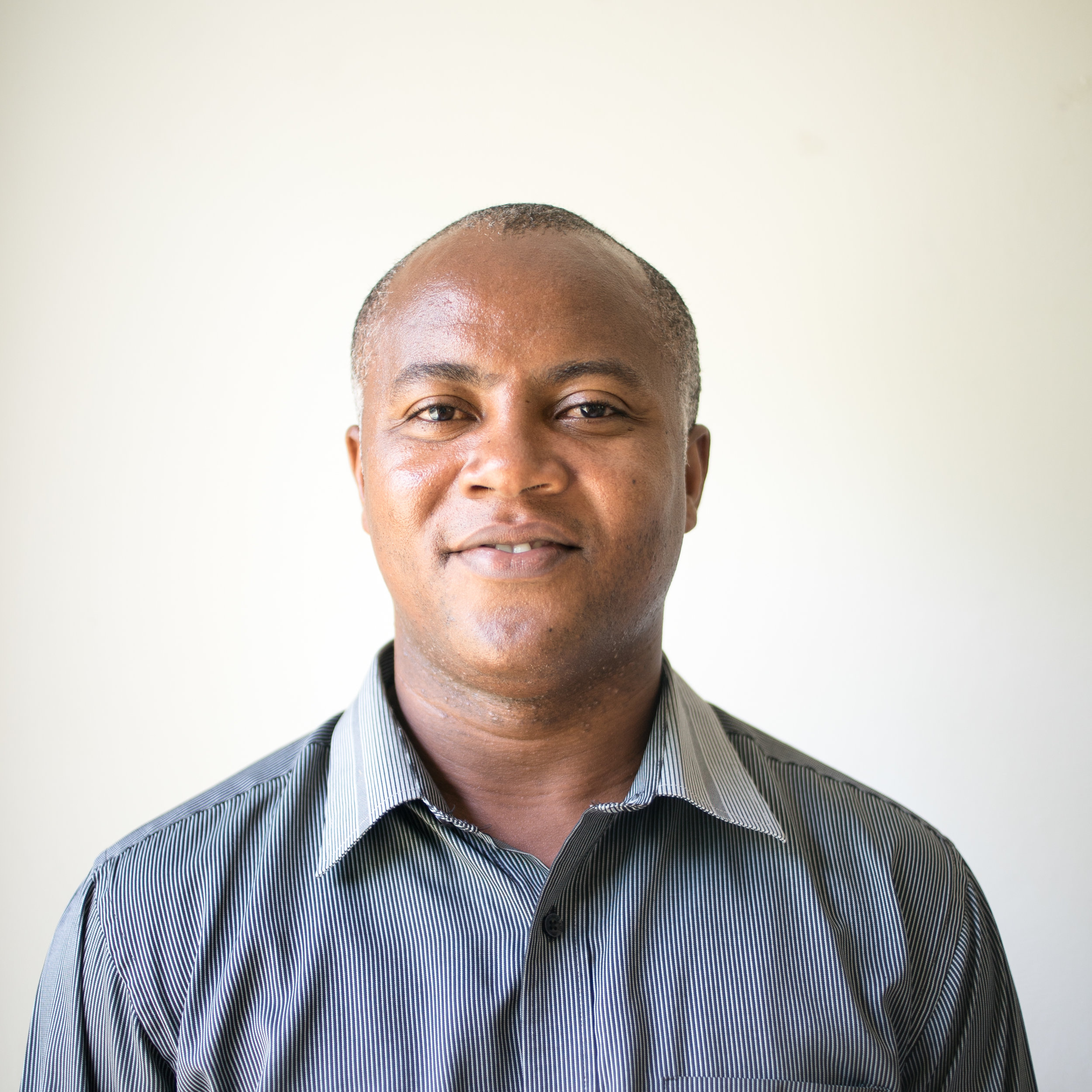 """I work in education to help improve the quality of the education system in the country."""