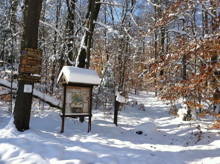 Winter Hiking Tips from the Catskill Center