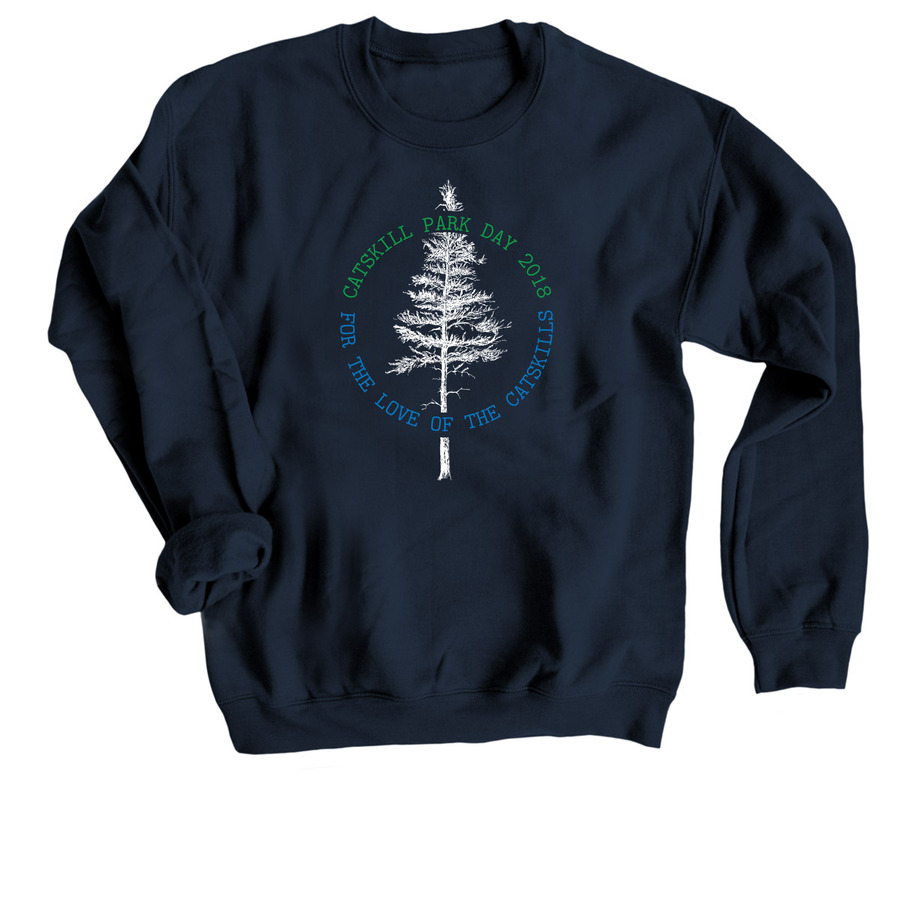 """Show off your love of the Catskills with a  limited edition """"For the Love of the Catskills"""" shirt . All proceeds benefit the Catskill Center!"""