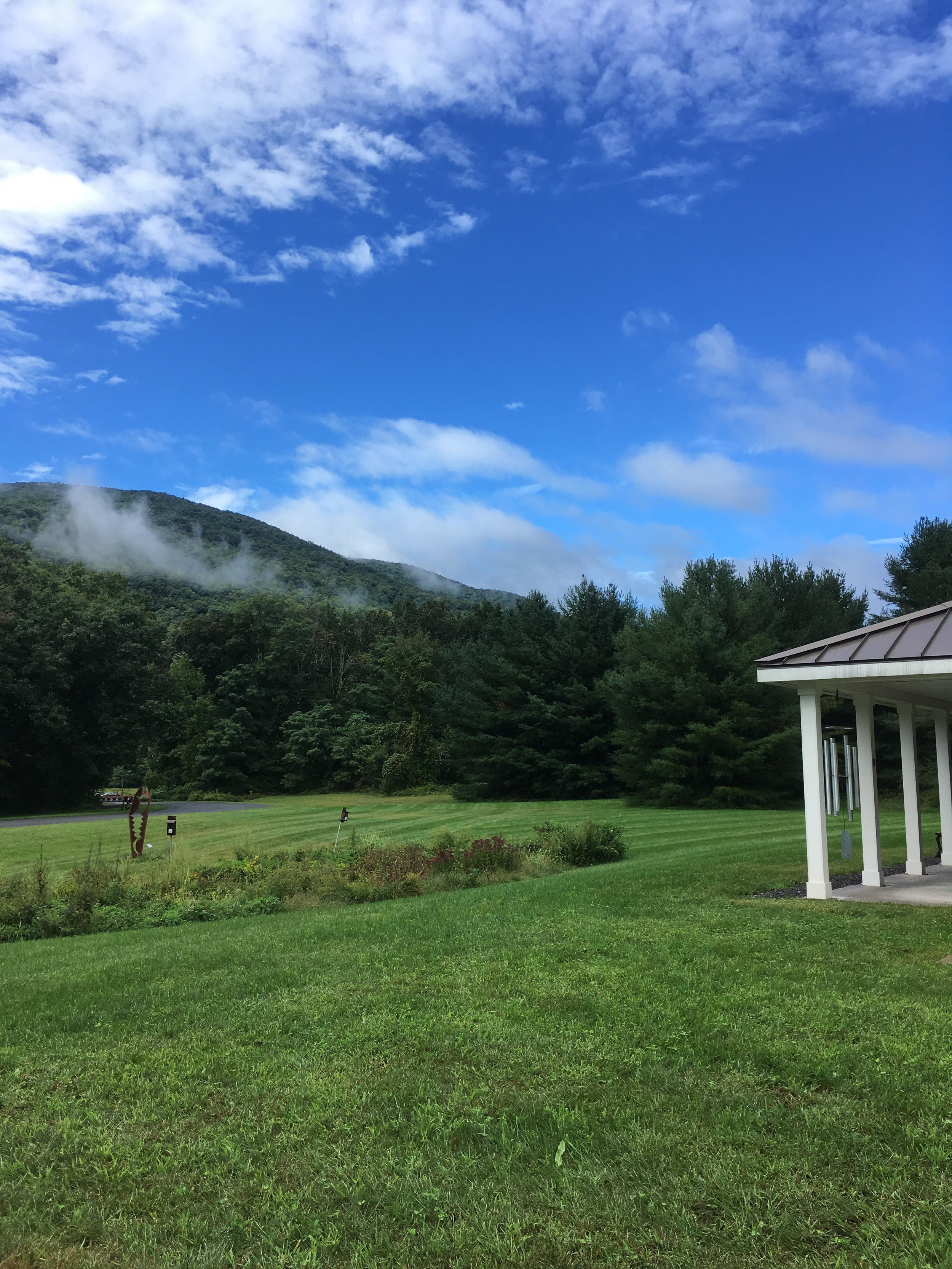 Saturday and Sunday should bring sunny skies back to the Catskills! Stop by the Catskill Interpretive Center on Route 28 in Mt. Tremper for trail maps and information.