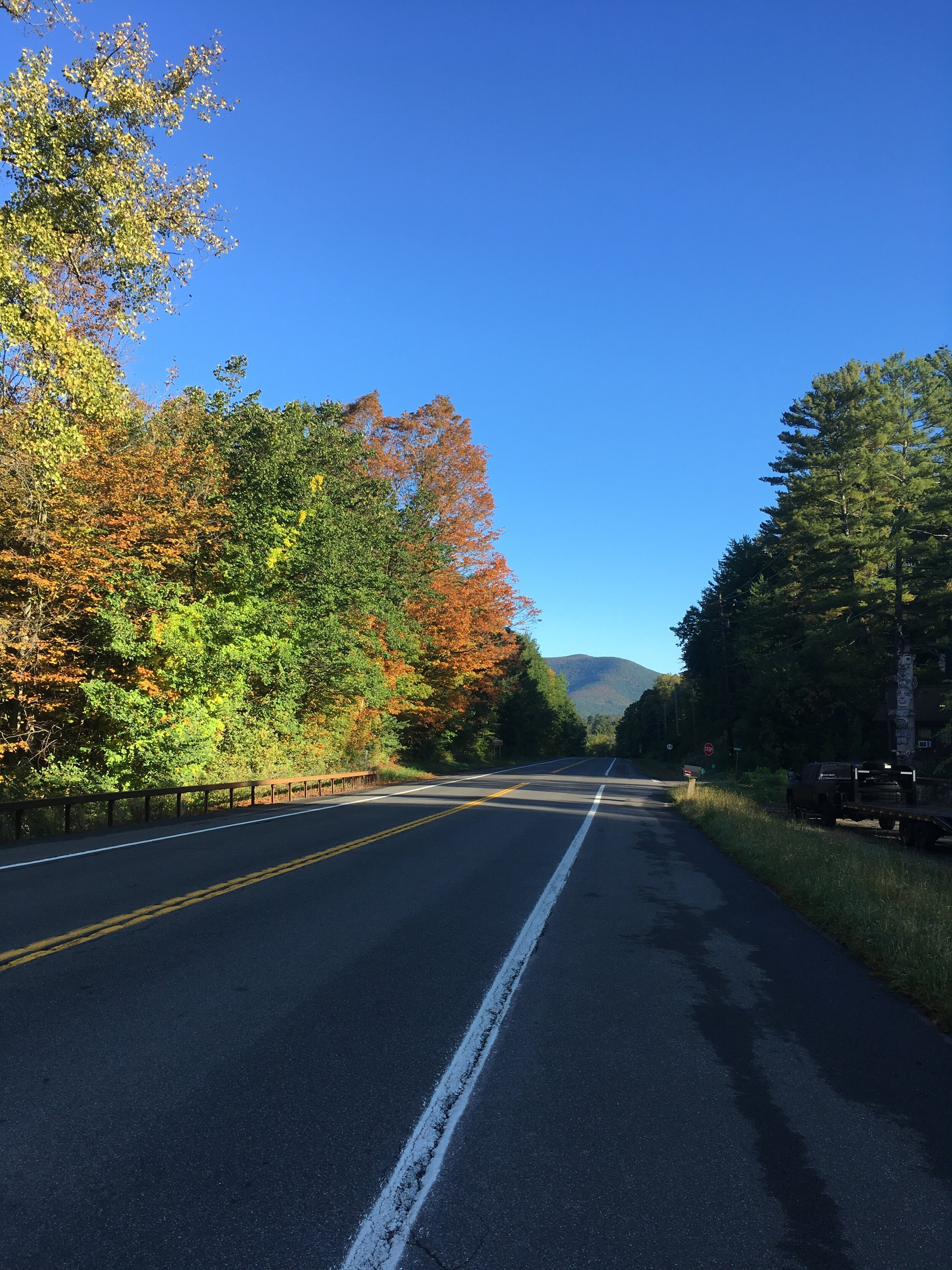 Driving the Route 28 Scenic Byway is a terrific way to see the Catskill Mountains in their fall splendor.
