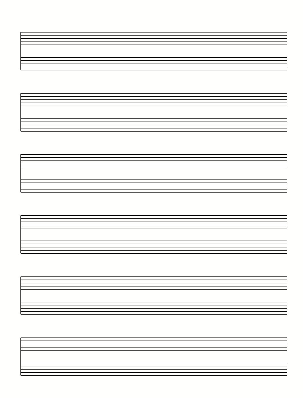 Score Tablature Free Template Download Pdf Mando Montréal