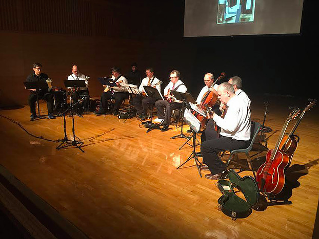 New York mandolin Ensemble
