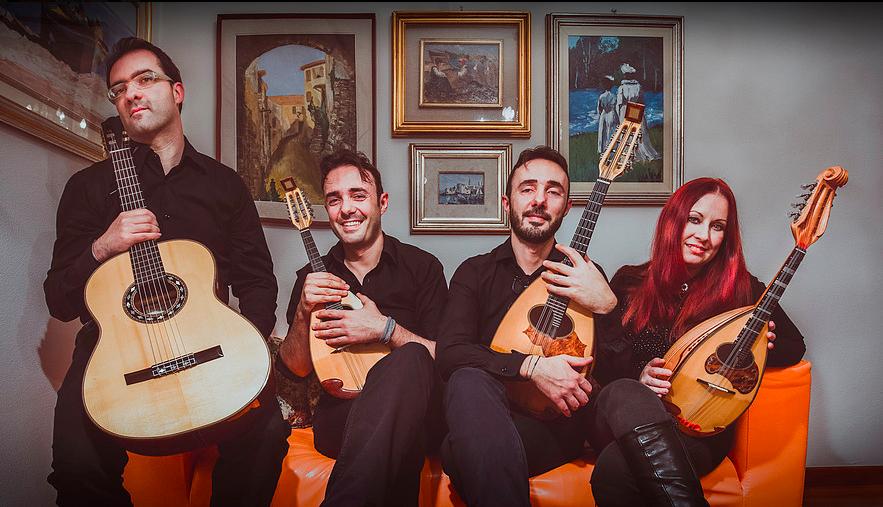 The Improvviso Quartet