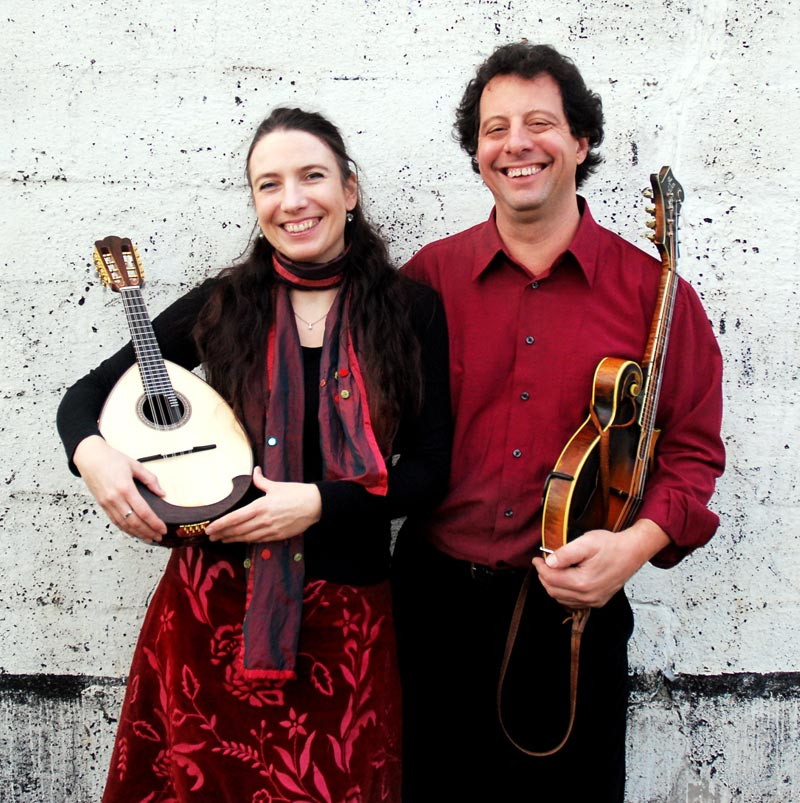 Caterina & Mike Marshall