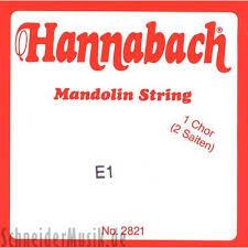 hannabach-mandolin-string
