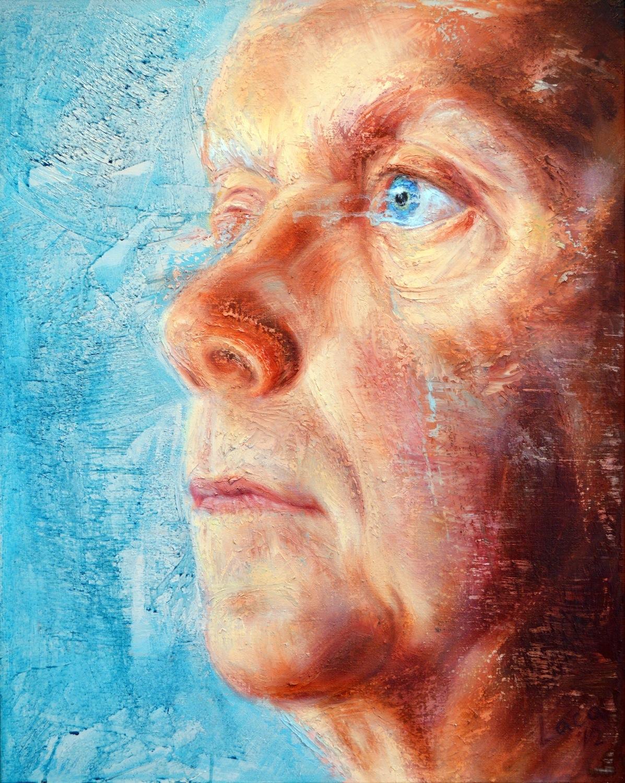 Jean Comeau  by Mathieu Laca