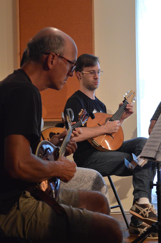 Cours de Mandoline en Groupe