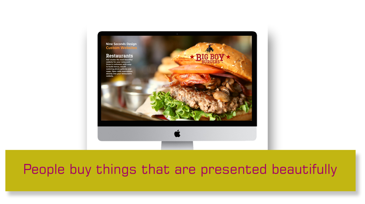 Copy of Websites that present your brand beautifully.
