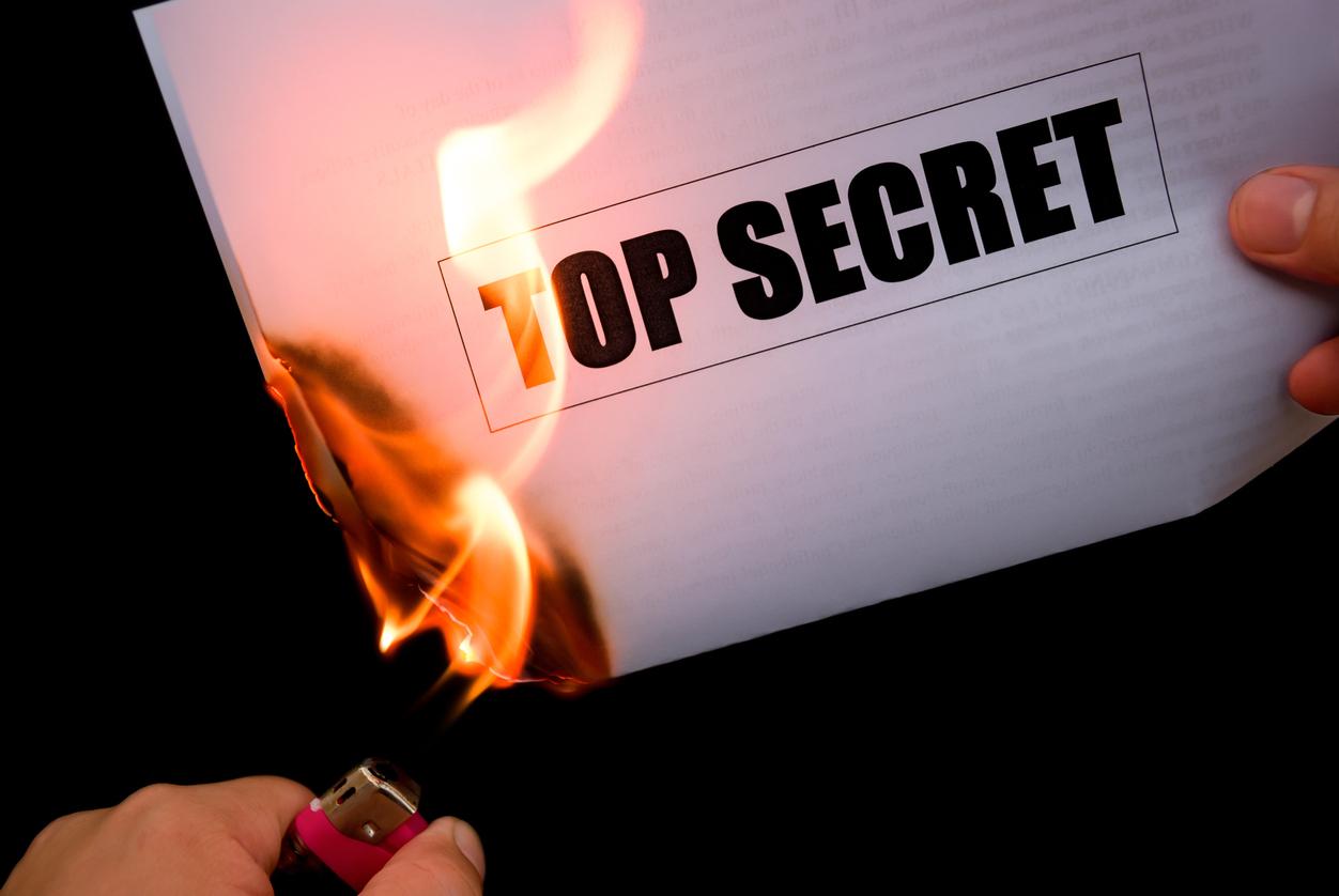 Heh, heh, heh...   FIRE! FIRE!  (iStockphoto.com/Freer Law)