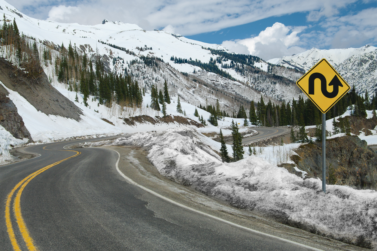 Even a road with lots of twists and turns can get you where you want to go (iStockphoto.com / wakr10)
