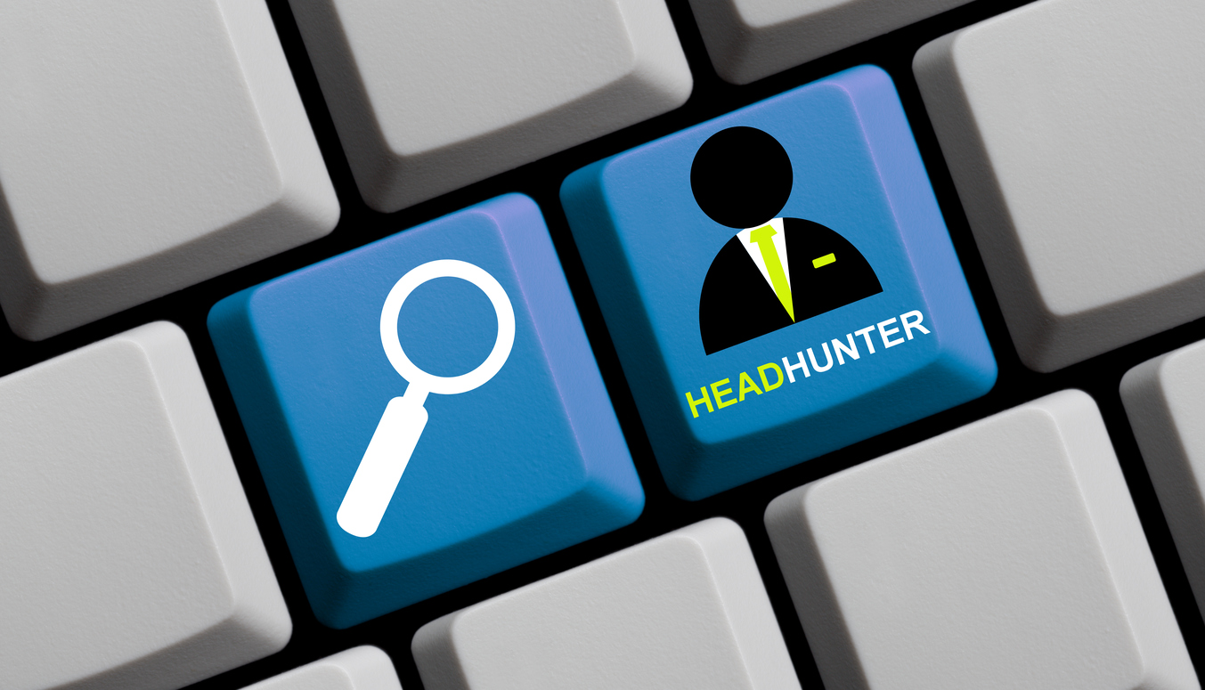 "FYI - They prefer to be called ""Recruiters."" / iStockphoto.com (keport)"