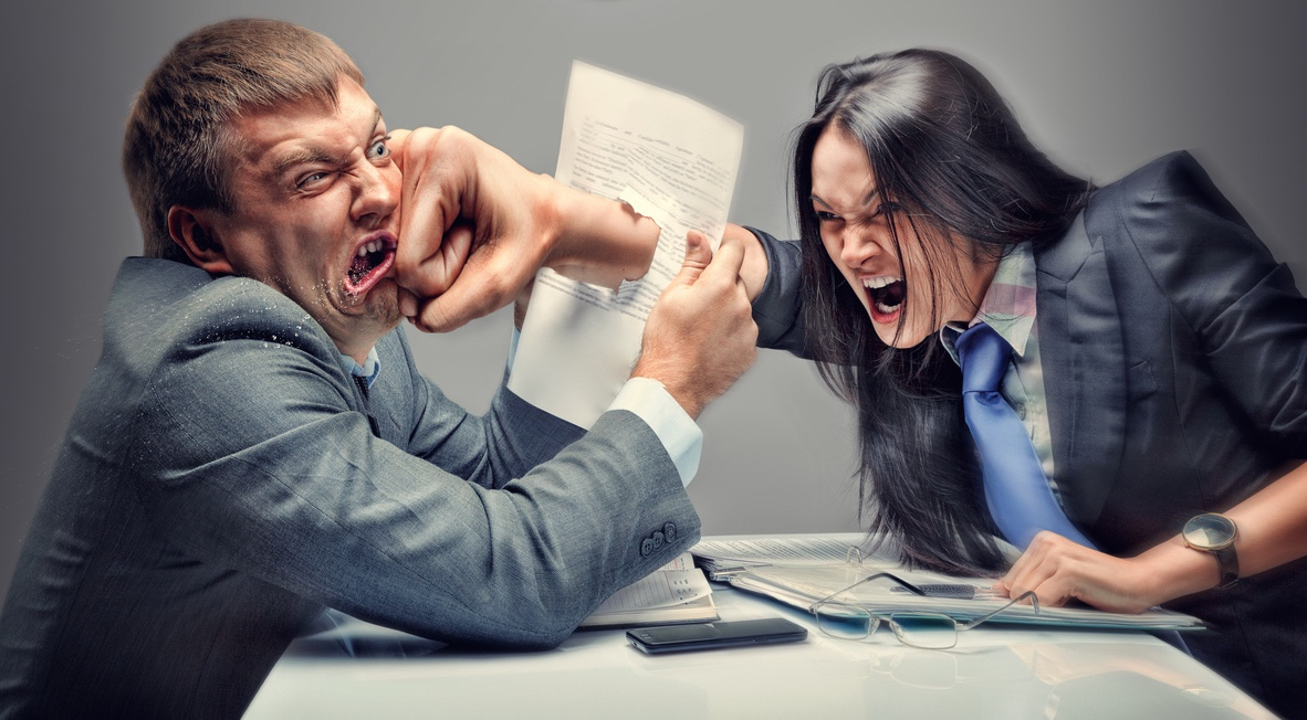 I don't think the interview is going well. (iStockphoto.com |  Nomadsoul1)