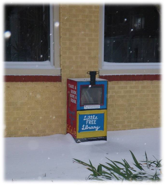 Our LFL in the snow on Saturday