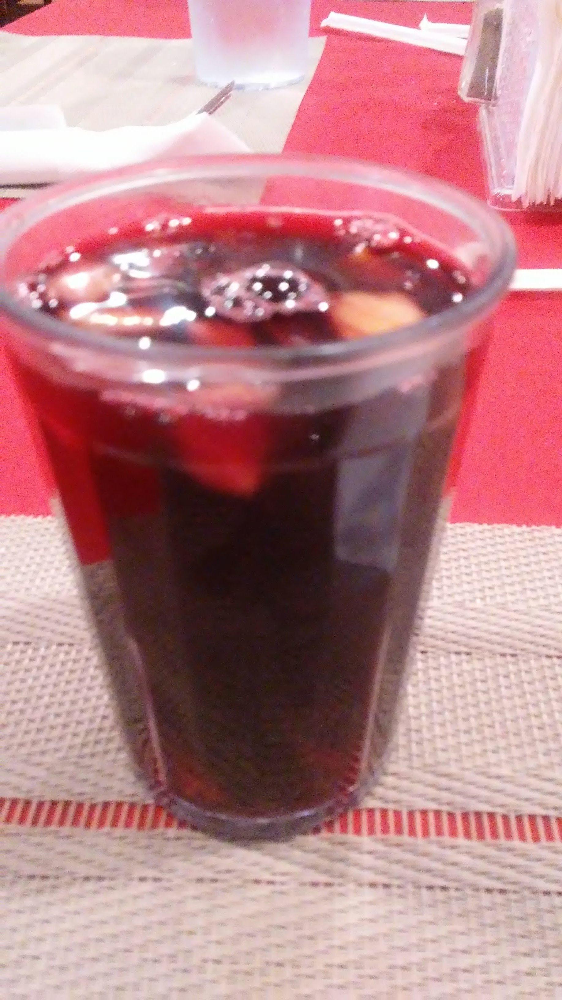 Chicha Morada - like drinking Christmas!