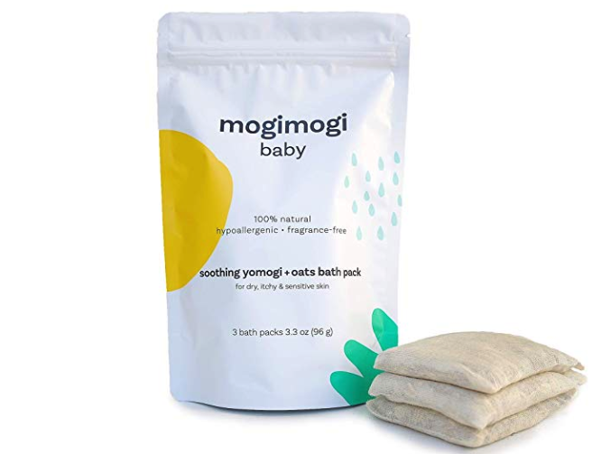 Mogimogi - Yomogi & Oats Bath Pack