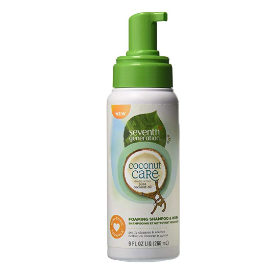 Seventh Generation - Shampoo & Body Wash