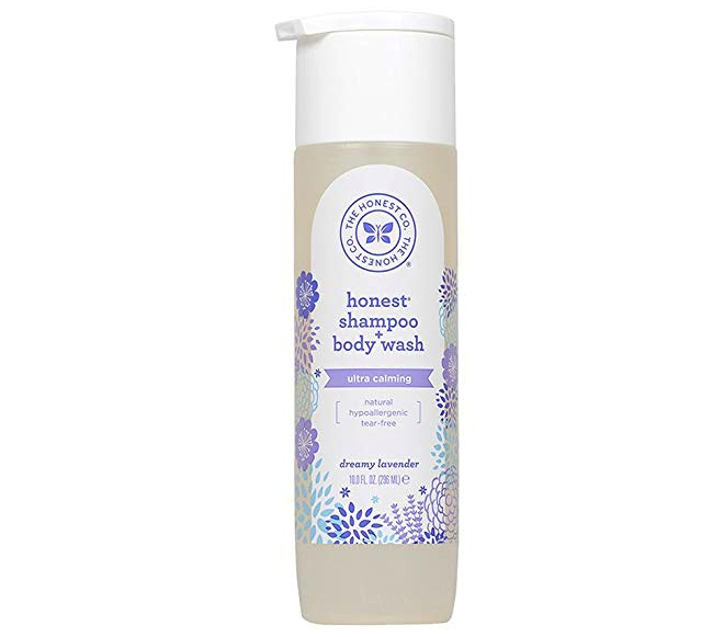 The Honest Company - Shampoo & Body Wash